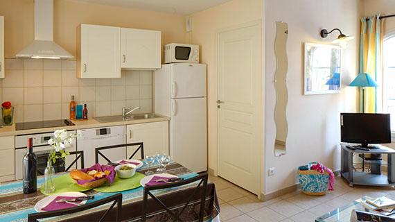 Urlaubsvermietung Studio mit Mezzanine für Familien in Giens - La ...