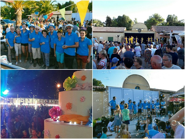 Saison 2016 marquée par les 50 ans du camping La Presqu ile de Giens !
